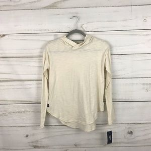 Polo by Ralph Lauren NWT Cream Hooded Sweater